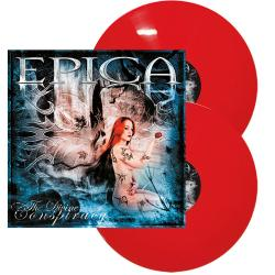EPICA - The Divine Consipracy RED VINYL (EURO IMPORT)