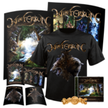 WINTERSUN - The Forest Seasons (T-Shirt+CD+Keychain Bundle) XL
