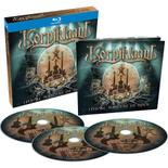 KORPIKLAANI - Live At Masters Of Rock 2CD/Blu-ray DIGIPAK Import