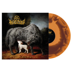 THY ART IS MURDER - Dear Desolation (Orange/Bronze LP)