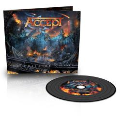 ACCEPT - The Rise of Chaos DIGIPAK (EURO IMPORT)