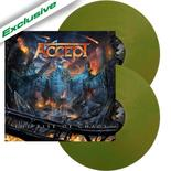 ACCEPT - The Rise of Chaos NB ANNIVERSARY GREEN VINYL Impo*