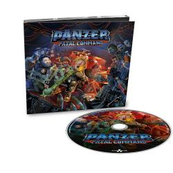 PANZER - Fatal Command DIGIPAK (EURO IMPORT)