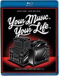 VARIOUS ARTISTS - Your Music, Your Life BLURAY (EURO IMPORT)
