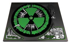 NUCLEAR BLAST AMERICA 30 Year Anniversary Turntable by TEAC
