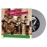 PETER AND THE TEST TUBE BABIES - Crap Californian Punk Band ASH GREY VINYL IMPORT