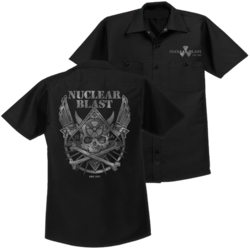 NUCLEAR BLAST AMERICA - Call To Arms Work shirt