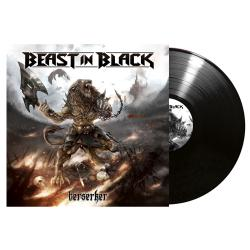 BEAST IN BLACK - Berserker BLACK VINYL Import