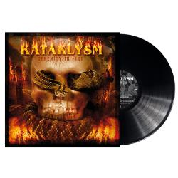 KATAKLYSM - Serenity in Fire BLACK VINYL (EURO IMPORT)