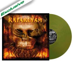 KATAKLYSM - Serenity in Fire NB ANNIVERSARY GREEN VINYL Import