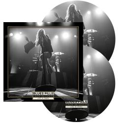 BLUES PILLS - Lady in Gold - Live in Paris PICTURE VINYL Import