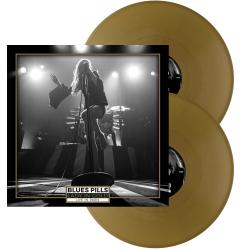 BLUES PILLS - Lady in Gold - Live in Paris GOLD VINYL*