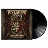 TESTAMENT - Live at Eindhoven BLACK VINYL (EURO IMPORT)