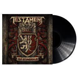 TESTAMENT - Live at Eindhoven BLACK VINYL IMPORT