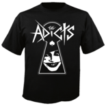 THE ADICTS - Keyhole Shirt