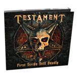 TESTAMENT - First Strike Still Deadly (Digipak)