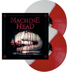 MACHINE HEAD Catharsis BI-COLOURED VINYL (EURO IMPORT)