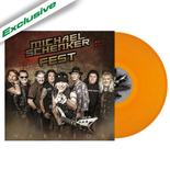 MICHAEL SCHENKER FEST - Warrior ORANGE VINYL IMPORT*