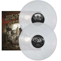 MICHAEL SCHENKER FEST - Resurrection CLEAR VINYL (EURO IMPORT)