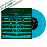 IN FLAMES - Down, Wicked & No Good LIGHT BLUE VINYL Import