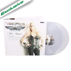 DORO - Fur Immer CLEAR VINYL  (EURO IMPORT)