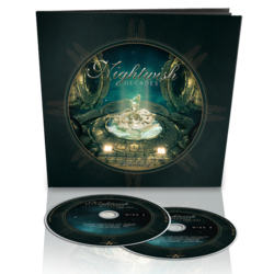 NIGHTWISH - Decades (Best of 1996-2015) EARBOOK Import