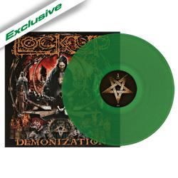 LOCK UP - Demonization GREEN VINYL Import