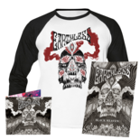 EARTHLESS - Black Heaven Baseball Shirt+CD-Digi+Poster