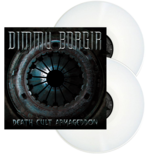 DIMMU BORGIR - Death Cult Armageddon WHITE VINYL Import
