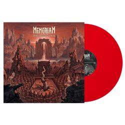 MEMORIAM The Silent Vigil RED VINYL Import