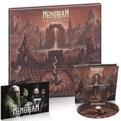 MEMORIAM - The Silent Vigil MAILORDER EDITION