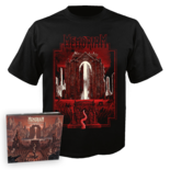 MEMORIAM - The Silent Vigil CD-Digi + T-Shirt Bundle LARGE