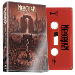 MEMORIAM - The Silent Vigil (Red Cassette)