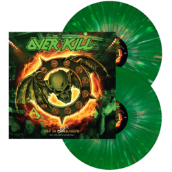 OVERKILL Feel The Fire - Live in Overhausen (Splatter DLP)