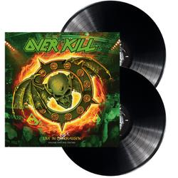 OVERKILL - Live in Overhausen Volume Two: Feel the Fire BLACK