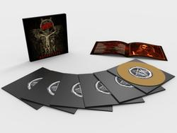 SLAYER - Repentless x 6.66 inch GOLD VINYL