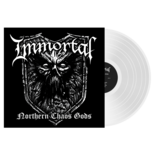 IMMORTAL - Northern Chaos Gods (White Vinyl)