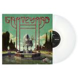 GRAVEYARD - Peace WHITE VINYL Import