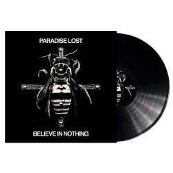 PARADISE LOST - Believe in Nothing (Remixed/ Remastered) BLACK VIN