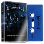 IMMORTAL - Sons Of Northern Darkness (Blue Cassette)