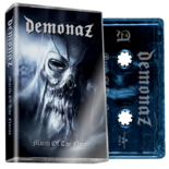 DEMONAZ - March Of The Norse (Blue Cassette)
