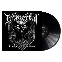 IMMORTAL - Northern Chaos Gods BLACK VINYL IMPORT