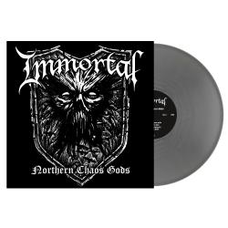 IMMORTAL - Northern Chaos Gods SILVER VINYL IMPORT