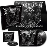 IMMORTAL - Northern Chaos Gods RETAIL BOX IMPORT
