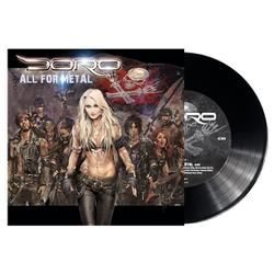DORO - All For Metal BLACK VINYL
