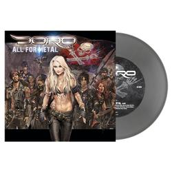 DORO All For Metal SILVER VINYL