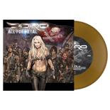 DORO - All For Metal GOLD VINYL