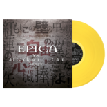 EPICA - Epica vs Attack on Titan Songs YELLOW VINYL Import