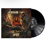 VENOM INC. - War/ Warhead BLACK VINYL Import