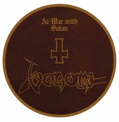 VENOM - At War With Satan DELUXE PICTURE DISC